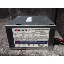 Fonte Satellite Lc-b500e 500w Usada