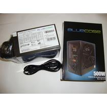 Fonte Atx Bluecase Box 500w Real Super Silenciosa Gamer !!!