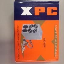 Fonte At 300w Xpc - Bi Volt 115/230v Selecionável.