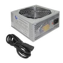 Fonte Atx 500w Real Conector Pci-e 6+2p Cooler 12cm Fapt500