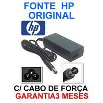 Fonte Carregador Hp Dv4 Dv5 Dv6 Dv7 Cq40 G42 G60 Original