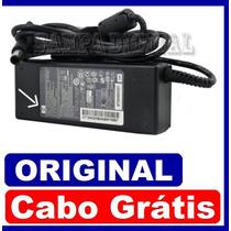 Carregador Fonte Original Hp Pavilion Dv4 Dv5 Dv6 Dv7v 90w
