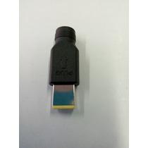 Conector Adaptador Carregador Para Lenovo Tab Plug Retangula