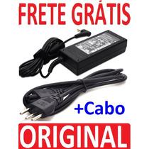 Fonte Carregador Original Samsung Rv411-ad3b 19v 3.16a 60w