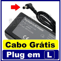 Carregador 20v 3.25a Itautec Infoway W7540 W7730 W7650 W7655