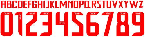 Fontes Oficiais Números / Nomes Nike 2012 S.c. Internacional