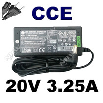 Carregador Original Notebook Cce Win Ncv 20v 3.25a