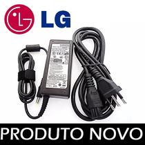 Fonte Carregador P/ Notebook Lg A410 C400 E500 R510 19v