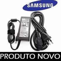 Fonte Carregador Notebook Samsung Rv411 Np270 Np300 Np500-u6