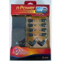 Fonte Universal Notebook Automática Npower 100watts Np-y100b