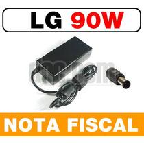 Fonte Carregador Para Notebook Lg N460 - 19v - 4.7a - 90w
