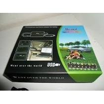 Carregador Universal Tomada E Veicular Para Note Book/usb 5v