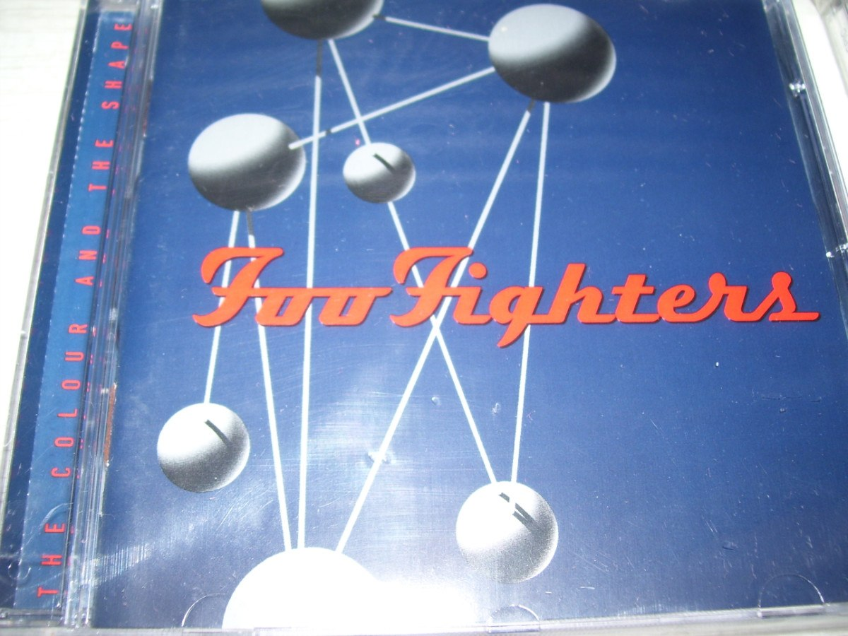 Foo fighters the colour and the shape - The Foo Fighters The Colour And Shape Album