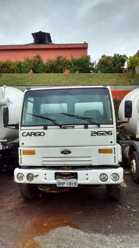 Ford Cargo 2626 Ano 2004