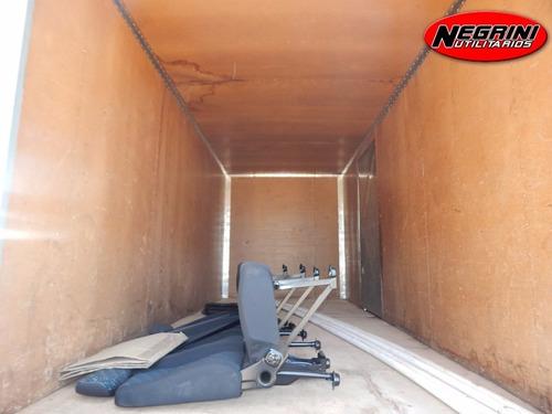 Ford Cargo 712 Baú 2011/2011 Negrini Utilitários