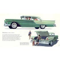 Ford Fairlane 1957 , Ñ Mustang , Camaro , Opala , Impala