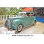 Ford Prefect 1950 - Original Nunca Restaurado - Iclássicos