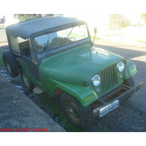 Jeep Ford Willys 1973 4x4 Poaparts