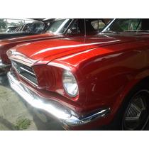 Ford Mustang Placa Preta - 1965 - 6 Cil