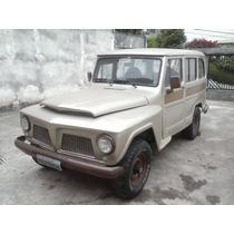 Rural Willys 4x4