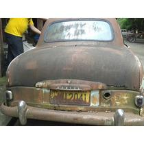 Carro Raro - Ford Consul 61 C/ Motor Placa Amarela
