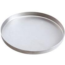 Forma Para Pizza 35 Cm Em Alumínio