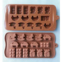 Forma De Chocolate / Gelo De Lego Brinquedo - Pronta Entrega