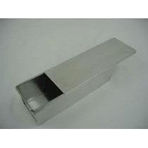 Forma Para Pão De Forma 1kg Com Tampa Em Aluminio