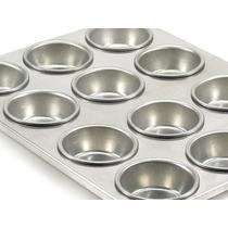 Forma Cupcake Alumínio