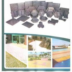 Formas Para Lajota Quadrada Estriada Fp022 E Fp023