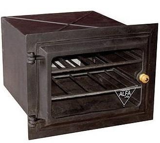 Forno ferro fundido fogão lenha