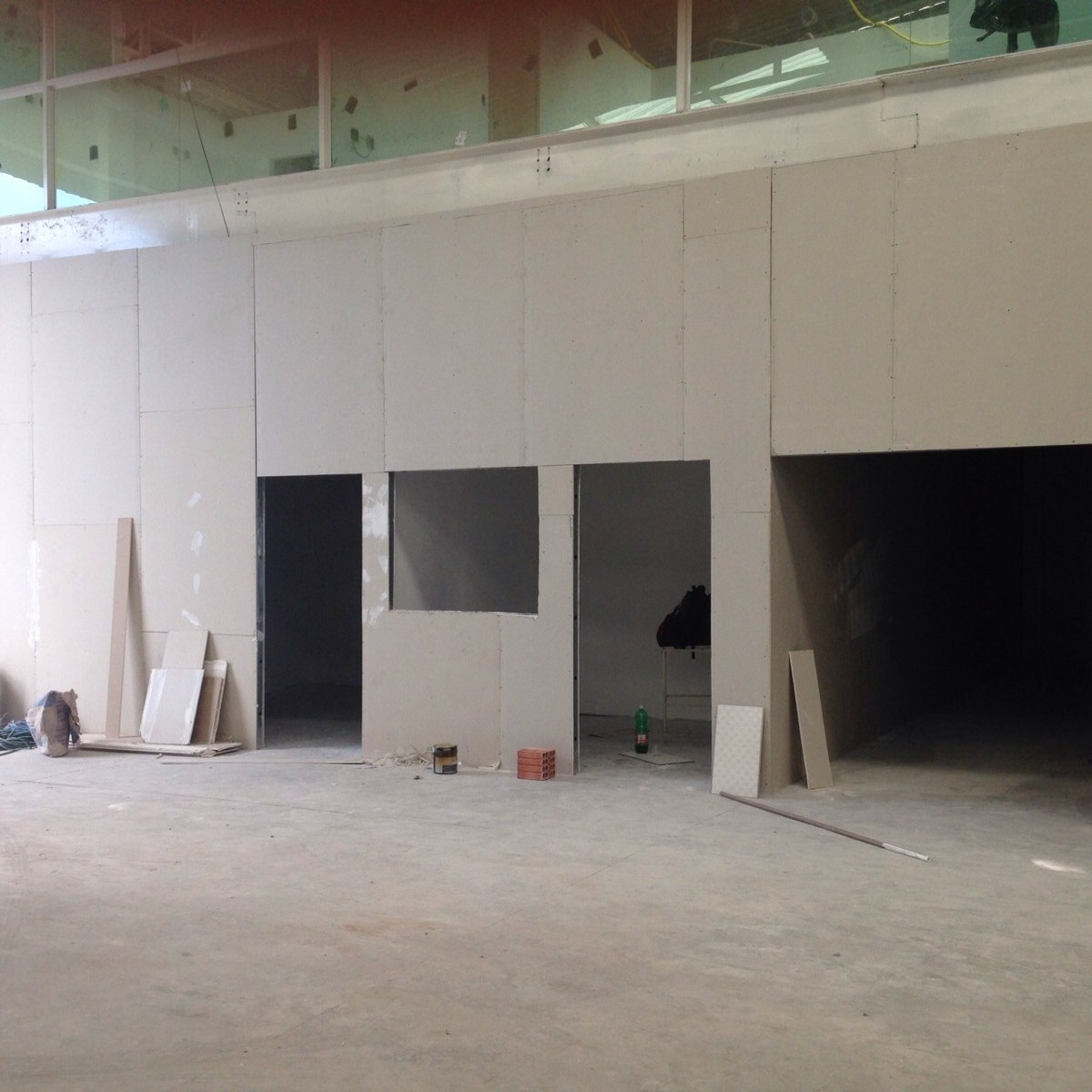 Forro Drywall Rebaixamento Sanca Divisória Gesso R$ 110 00 no  #5C473B 1200 1200