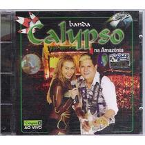 Cd Banda Calypso Na Amazônia Ao Vivo