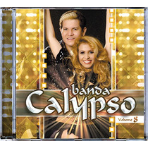 Cd Banda Calypso - Volume 8 * * * Frete Grátis * * *