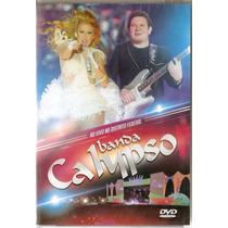 Dvd Banda Calypso - Ao Vivo No Distrito Federal - Novo***