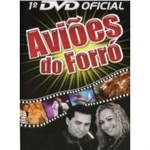 Dvd Aviões Do Forró - 1º Dvd Oficial *** Frete Grátis ***