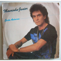 Vinil Lp Maurinho Junior - Carta Anonima