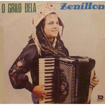 Zenilton Lp O Grilo Dela 1982