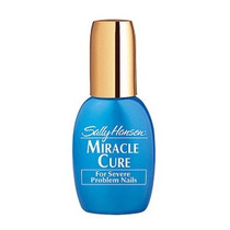 Base Fortalecedora De Unha - Sally Hansen Miracle Cure