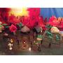 Playset Daktari Marx Toys - Forte Apache - Brinqtoys