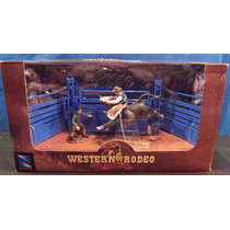 Western Rodeio New Ray - Brinqtoys- Forte Apache