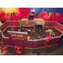 Forte Apache E Quartel General Marx Toys - Brinqtoys