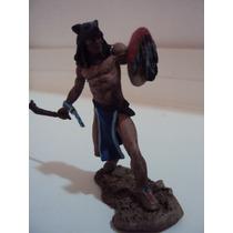 Guerreiro Mítico Comanche Índio Faroeste Forte Apache Chumbo