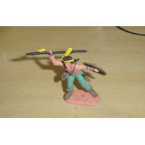 Forte Apache Gulliver - Índio Com Lança.