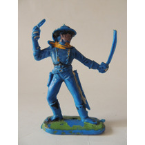 Forte Apache - Gulliver Antigo - Soldado Cavalaria - Anos 70