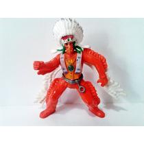 Coleção Wild West Indio Cacique Chap Mei 10 Cm Forte Apache