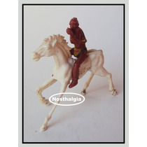 Forte Apache - Indio A Cavalo - Gulliver - Anos 70 - F(1117)