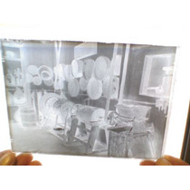Raras Fotos Negativos Em Vidro Únicos No Ml