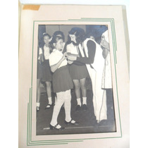 Foto Antiga Menina Formatura Ano 1968