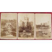 Álbum 03 Fotografias Cartes De Visite